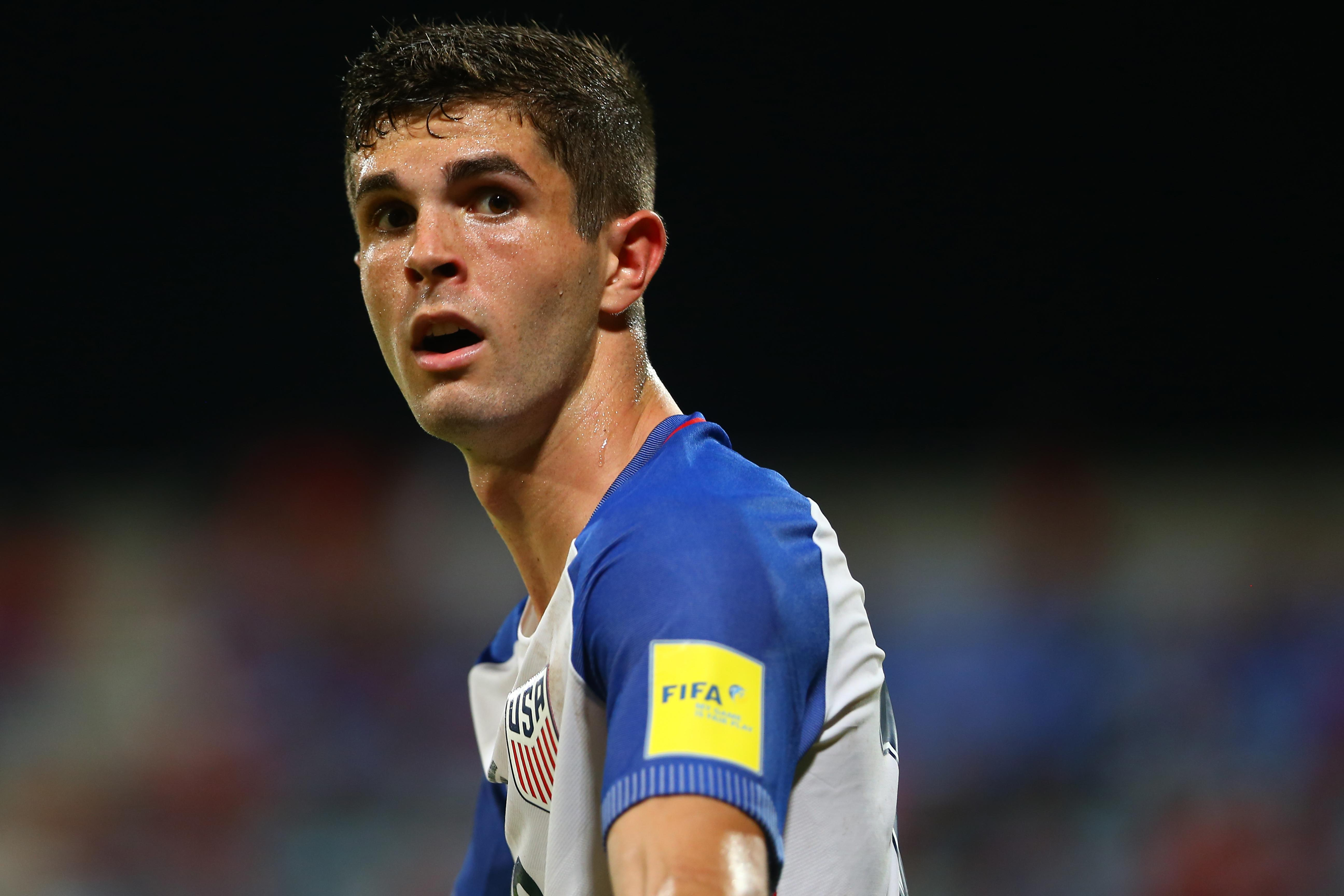 pulisic interview