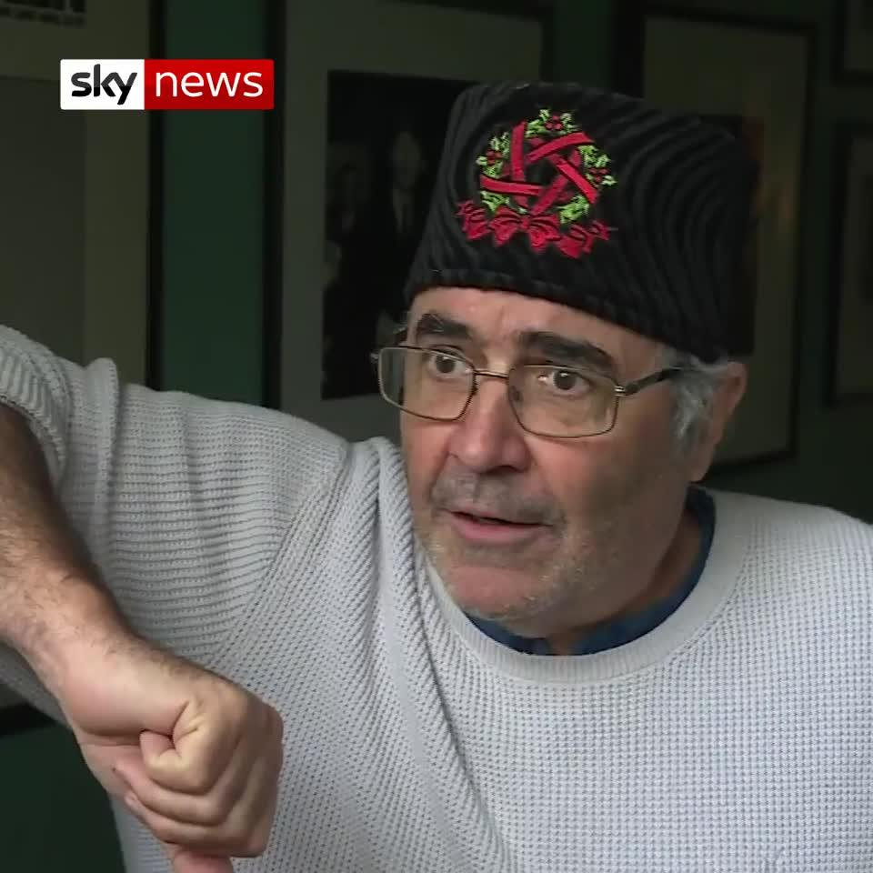Viral News Danny: Sacked Danny Baker: 'I Made A Ridiculous, Stupid And