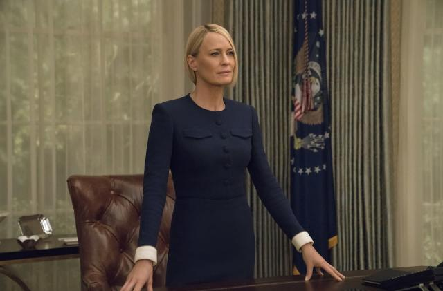 'House of Cards' season 6 trailer shows Claire under attack