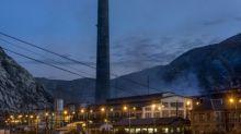 Los trabajadores de la mina de Freeport en Perú inician una huelga