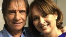 Myrian Rios revela por que se separou de Roberto Carlos: 'Descobri a vasectomia'