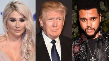Kesha's literal floor seats, the Trump dis you never heard, and other missed 2017 VMAs moments