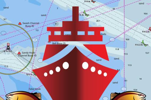 Top 5 Marine Navigation Apps