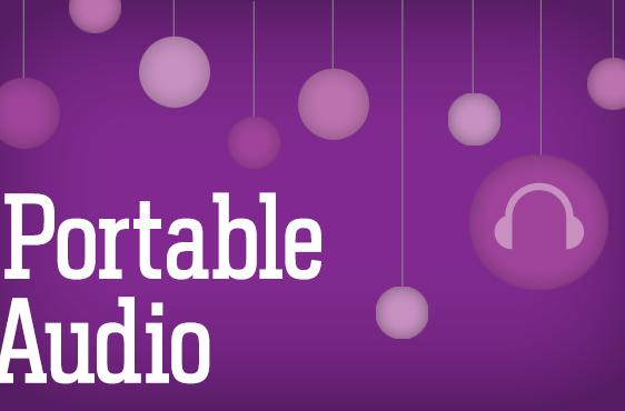 Engadget's holiday gift guide 2012: portable audio
