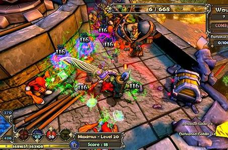 PSA: Dungeon Defenders is free on Xbox Live