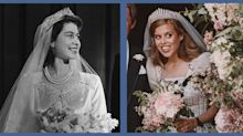 Princess Beatrice's Wedding Tiara Is a Touching Tribute to Her Grandmother, the Queen