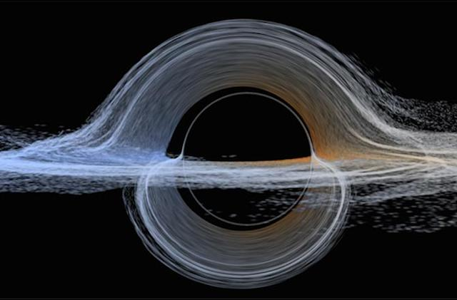 The black hole imagery of 'Interstellar' is helping astrophysics