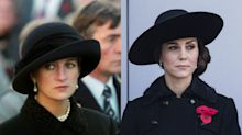12 times the Duchess of Cambridge has channelled Diana