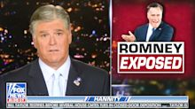 Sean Hannity slams Mitt Romney for Donald Trump criticism: 'Are you just jealous?'