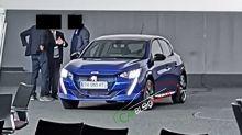 Flagra! Este é o novo Peugeot 208 que será feito na Argentina