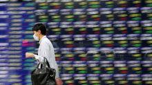 Asia stocks edge up, await China GDP, dollar rises as yields spike
