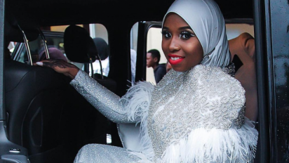 This Teen Came and Conquered Prom with Her Unique Style