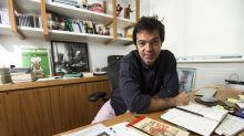 Bruno Mazzeo diz que 'Diário de um Confinado' foi feito na raça e melhorou casamento