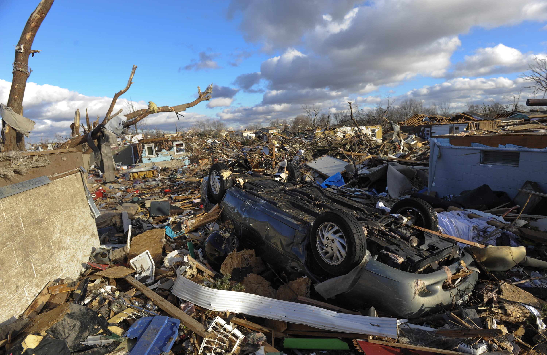 Tornadoes rip through Midwest; 6 dead, dozens injured, communities devastated