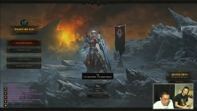 Now Playing: Diablo III 1.0.4 Patch