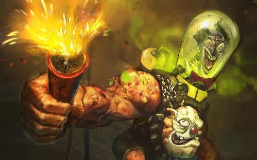 Infinite Crisis recruits Nightmare Robin and Atomic Joker