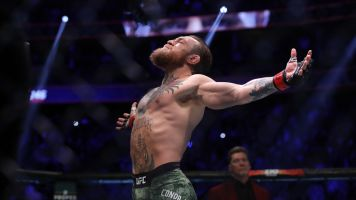 Conor McGregor back in title contention after learning to respect 'that liquid'