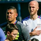 Could USMNT players take a knee and join American anthem protests?