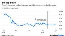 Bill Gross's Successor Rolls With a $600 Million Punch