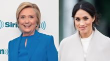 Meghan Markle and Hillary Clinton Secretly Spent the Afternoon Together at Frogmore Cottage