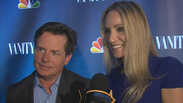 Michael J. Fox And Tracy Pollan Talk Working Together Again On 'The Michael J. Fox Show'