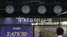 Stock markets steady, oil slips after Trump slams OPEC