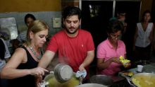 In time of crisis, Venezuelans help the hungry