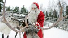 Los científicos explican la nariz luminosa de Rudolf y otros mitos navideños