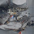 USS Fitzgerald Didn't Change Course to Avoid Deadly Collision, Says Cargo Ship Captain