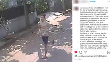 How rape victim's powerful Instagram post helped catch suspect