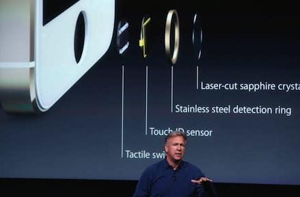 Video shootout: Apple's Touch ID vs Samsung Galaxy S 5's fingerprint sensor