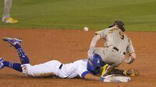 Padres edge light-hitting Dodgers 2-1 on Hosmer's RBI single