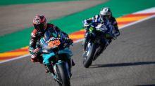 Moto - MotoGP - Aragon - GP d'Aragón: Fabio Quartararo décroche la pole position malgré sa chute dans la matinée