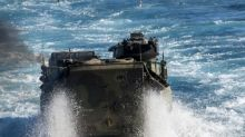 One US Marine is dead and 8 are missing after an amphibious assault vehicle accident off Southern California