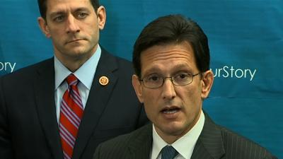 Cantor and Ryan Comment on Budget Agreement