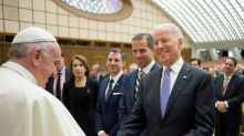 Papa Francisco felicita a Biden y se mete en las tensiones políticas de EEUU