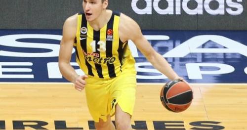 Basket - Euroligue (H) - Bogdan Bogdanovic MVP de la 2e journée des play-offs