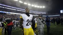 Le'Veon Bell says he couldn't help the Steelers as he struggled with a groin injury