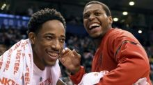 Kyle Lowry, DeMar DeRozan and their fun debate over the midrange jumper