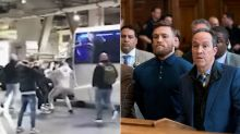Conor McGregor sued over infamous New York rampage