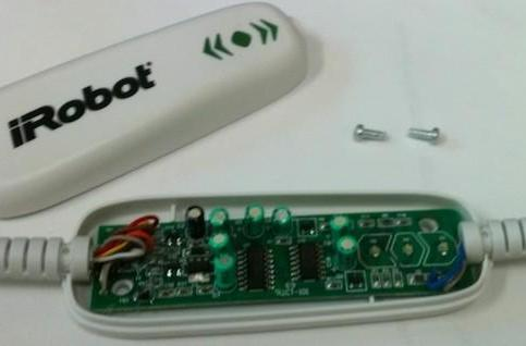 Tutorial guides Kinect hackers into iRobot territory