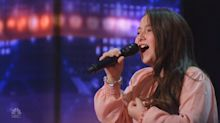 10-year-old 'AGT' contestant shocks Sofia Vergara with a voice like Lady Gaga