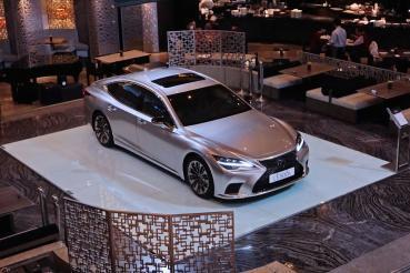 再造奢華內斂風采!小改款Lexus LS 500h售價475萬元起在台上市