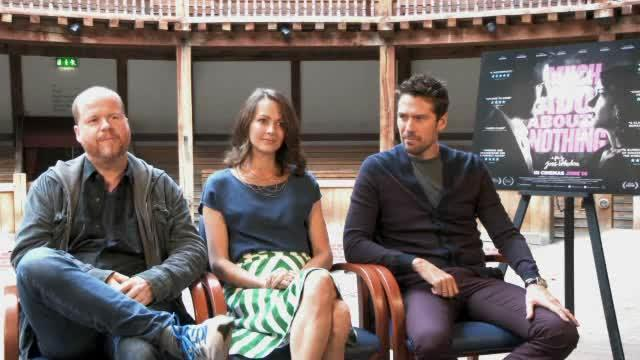 Much Ado About Nothing - Director and Stars Interview