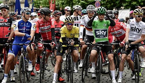"""Radsport: Kittel zu Fall Froome: """"Das ist der Super-Gau"""""""