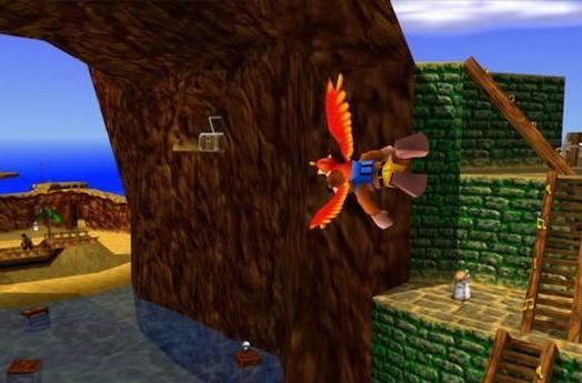 Bandcamp houses complete Banjo-Kazooie soundtrack