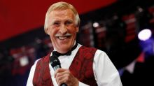 A legend of Saturday night TV - Sir Bruce Forsyth cheered audiences with his cheeky smile and witty ripostes for over 50 years