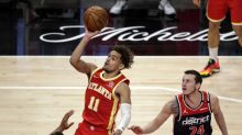 Playoff bound: Hawks clinch 1st postseason berth since 2017