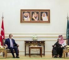 Turkish FM in Saudi Arabia to mend ties amid regional shifts