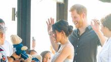 Le prince Harry espère que Meghan attend une petite fille
